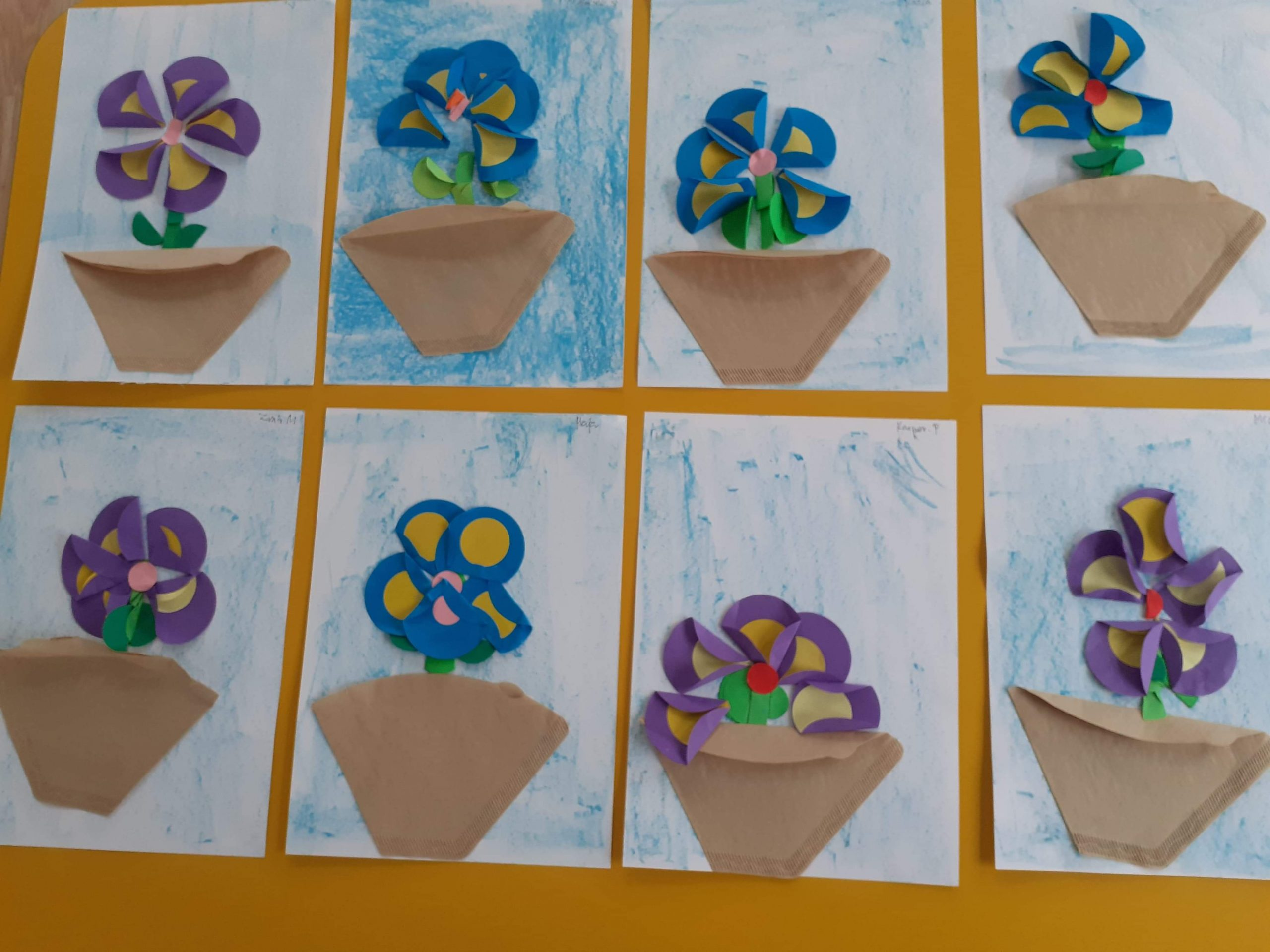 Pierwsze kwiaty - Leśne Ludki