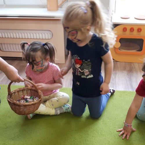 Dzień Dziecka u Krasnali